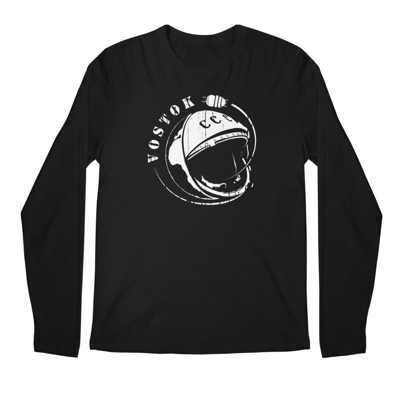 Vostok Men's Regular Longsleeve T-Shirt by Photon Illustration's Artist Shop