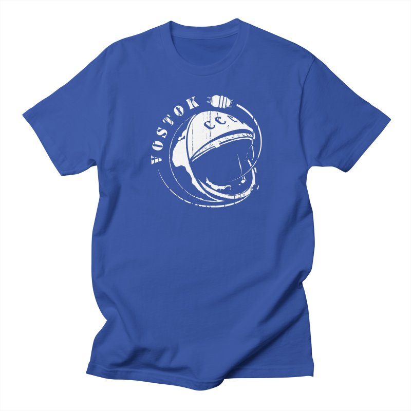 Vostok Men's Regular T-Shirt by Photon Illustration's Artist Shop