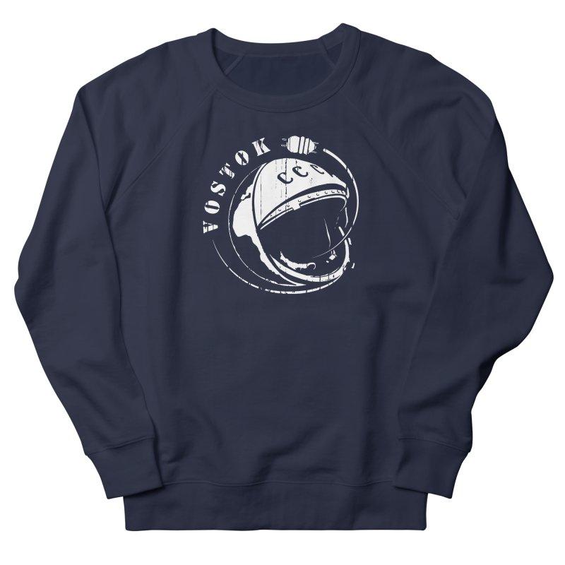 Vostok Women's French Terry Sweatshirt by Photon Illustration's Artist Shop