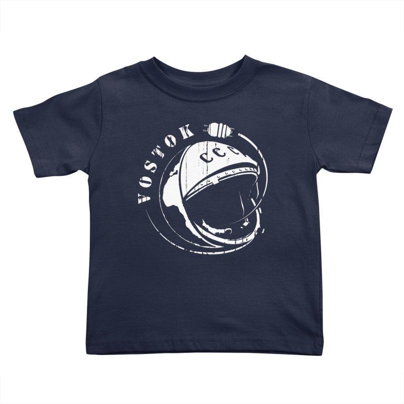 Vostok Kids Toddler T-Shirt by Photon Illustration's Artist Shop