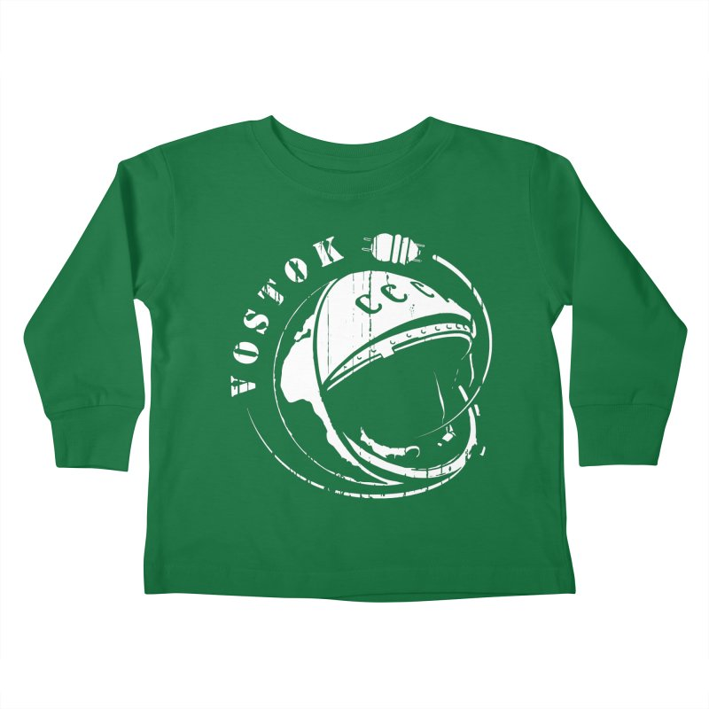 Vostok Kids Toddler Longsleeve T-Shirt by Photon Illustration's Artist Shop