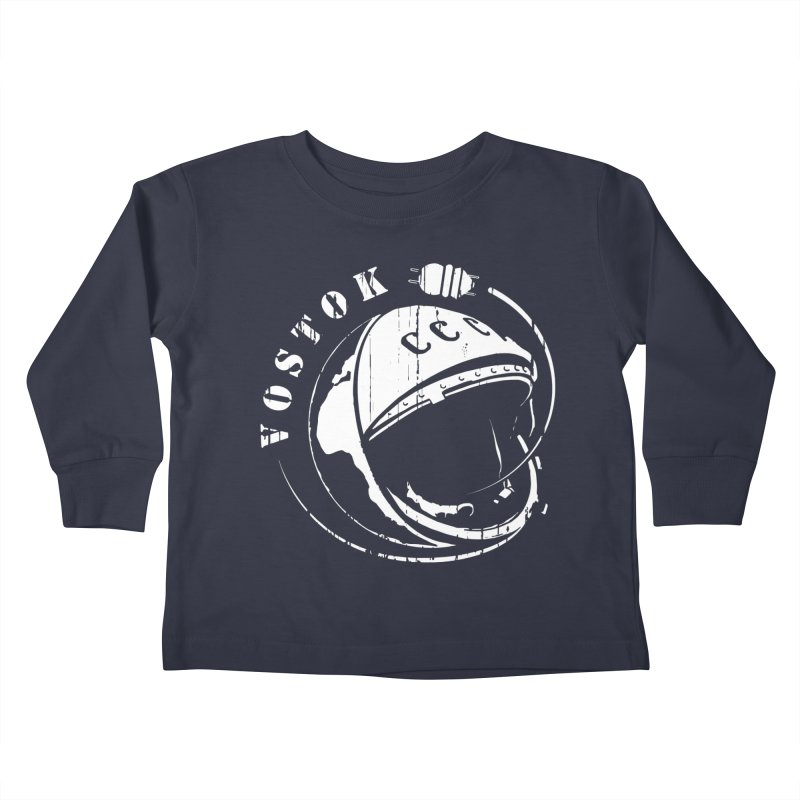 Vostok Kids Toddler Longsleeve T-Shirt by Photon Illustration's Artist Shop