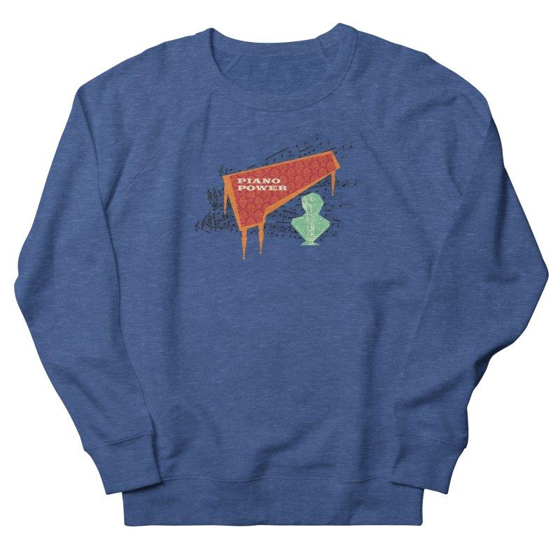 Mozart Women's Sweatshirt by Piano Power