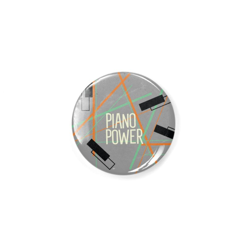 Chopsticks Accessories Button by Piano Power