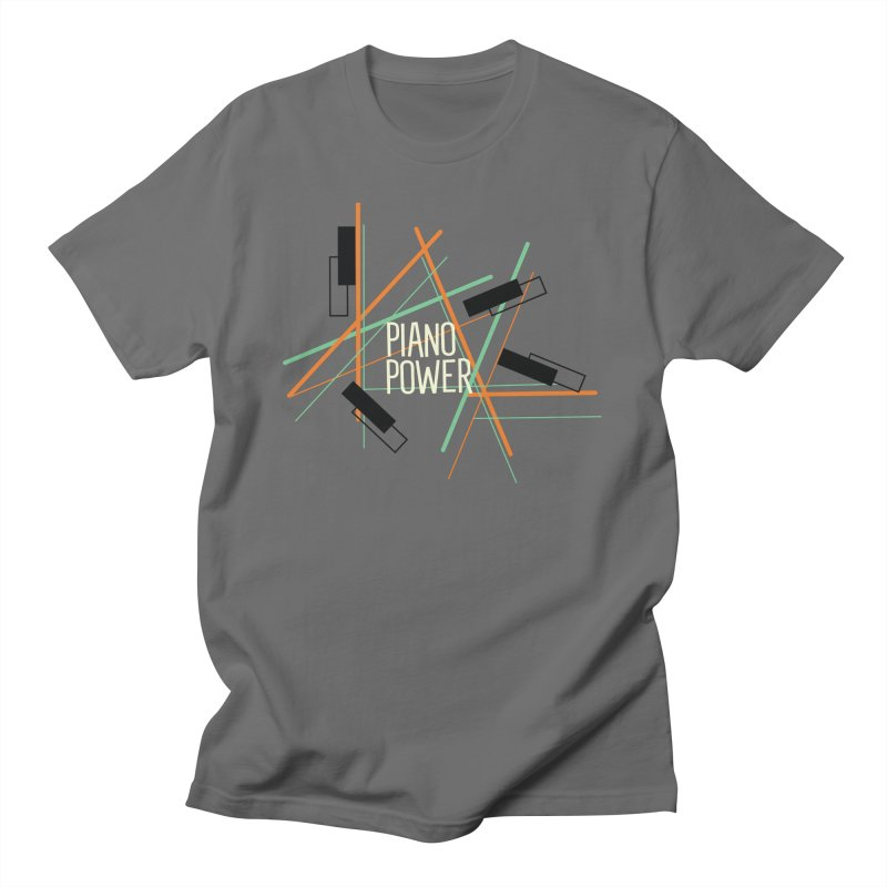 Chopsticks Men's T-Shirt by Piano Power