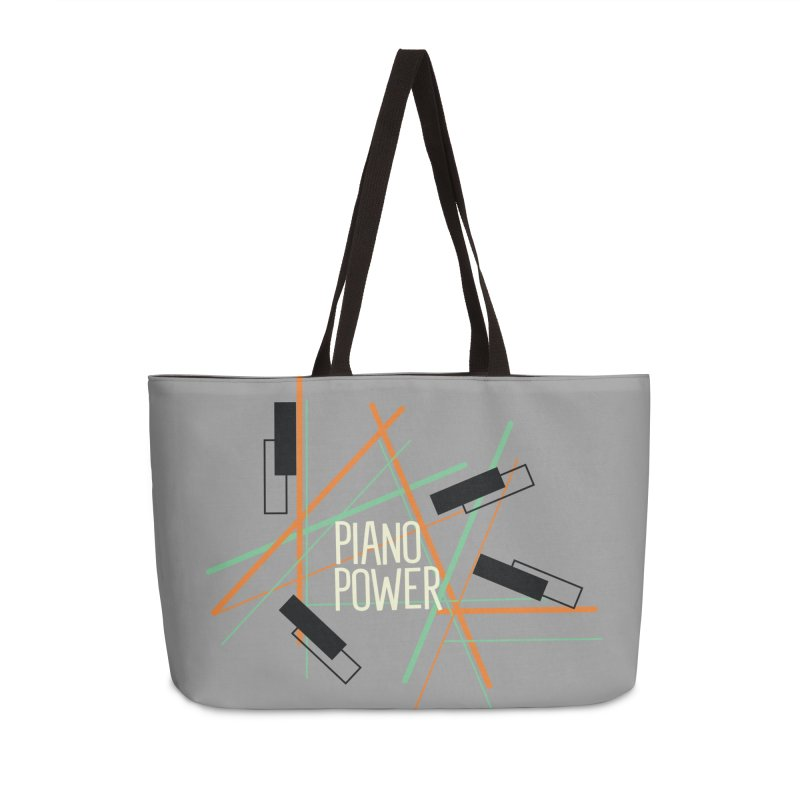 Chopsticks Accessories Bag by Piano Power