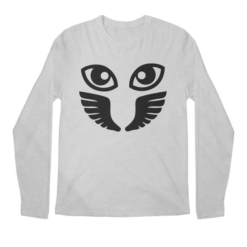 Occhiali - Gerundio Optics  Men's Regular Longsleeve T-Shirt by Piccolo Cafe