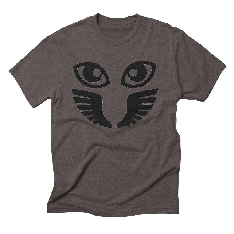 Occhiali - Gerundio Optics  Men's Triblend T-Shirt by Piccolo Cafe