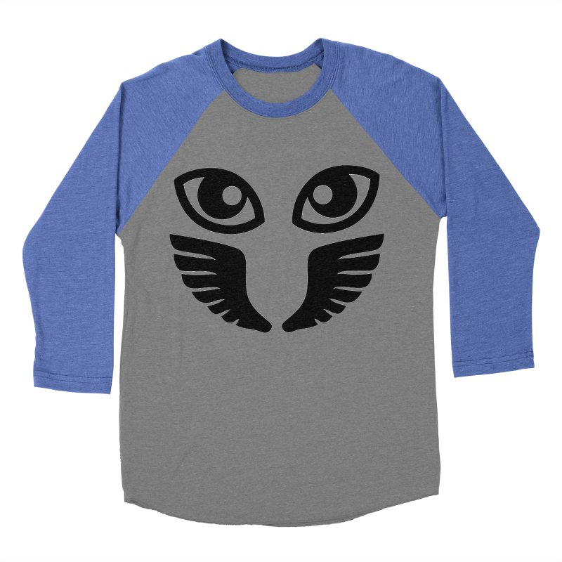 Occhiali - Gerundio Optics  Women's Baseball Triblend Longsleeve T-Shirt by Piccolo Cafe