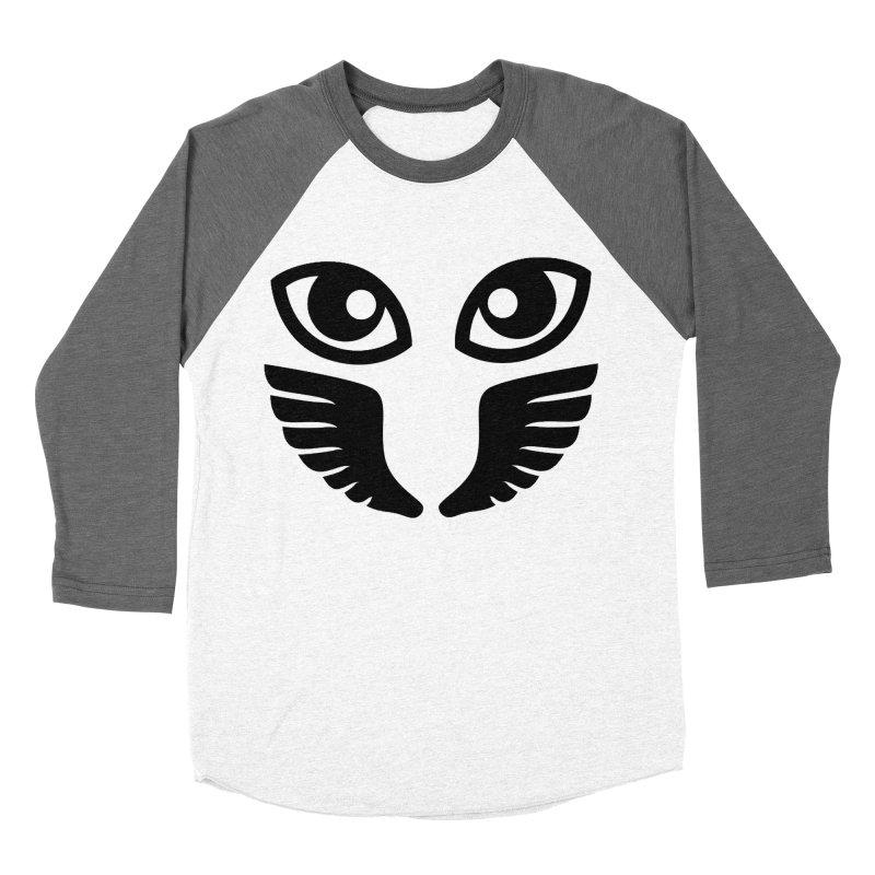 Occhiali - Gerundio Optics  Men's Baseball Triblend Longsleeve T-Shirt by Piccolo Cafe