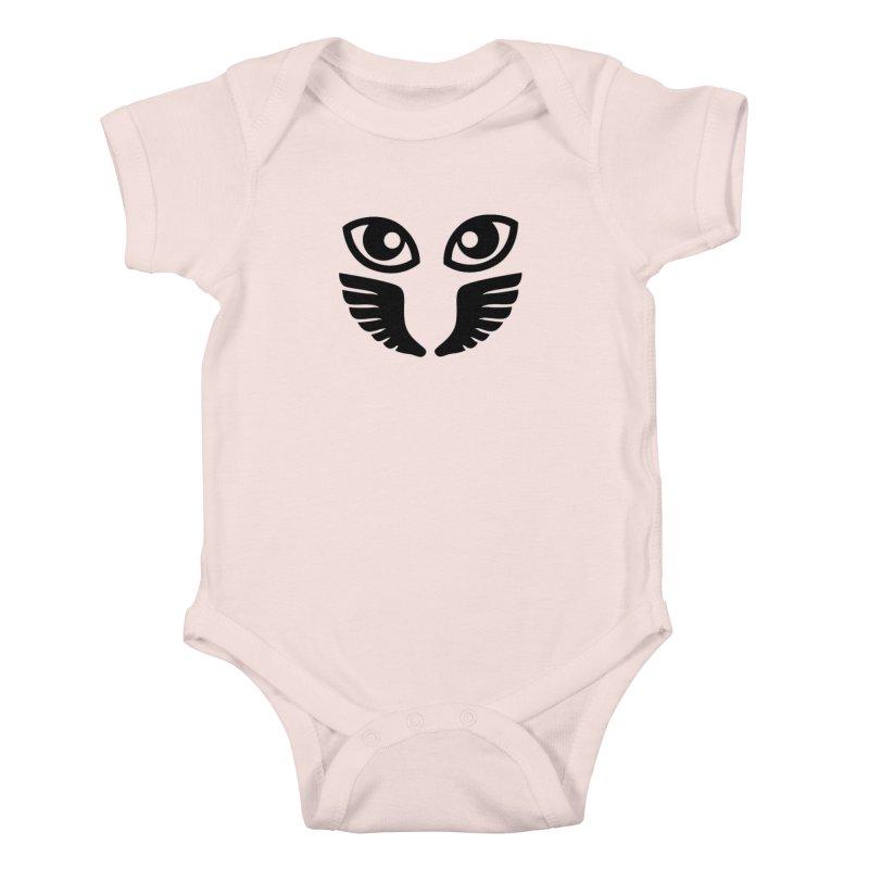 Occhiali - Gerundio Optics  Kids Baby Bodysuit by Piccolo Cafe