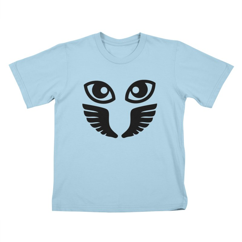 Occhiali - Gerundio Optics  Kids T-shirt by Piccolo Cafe