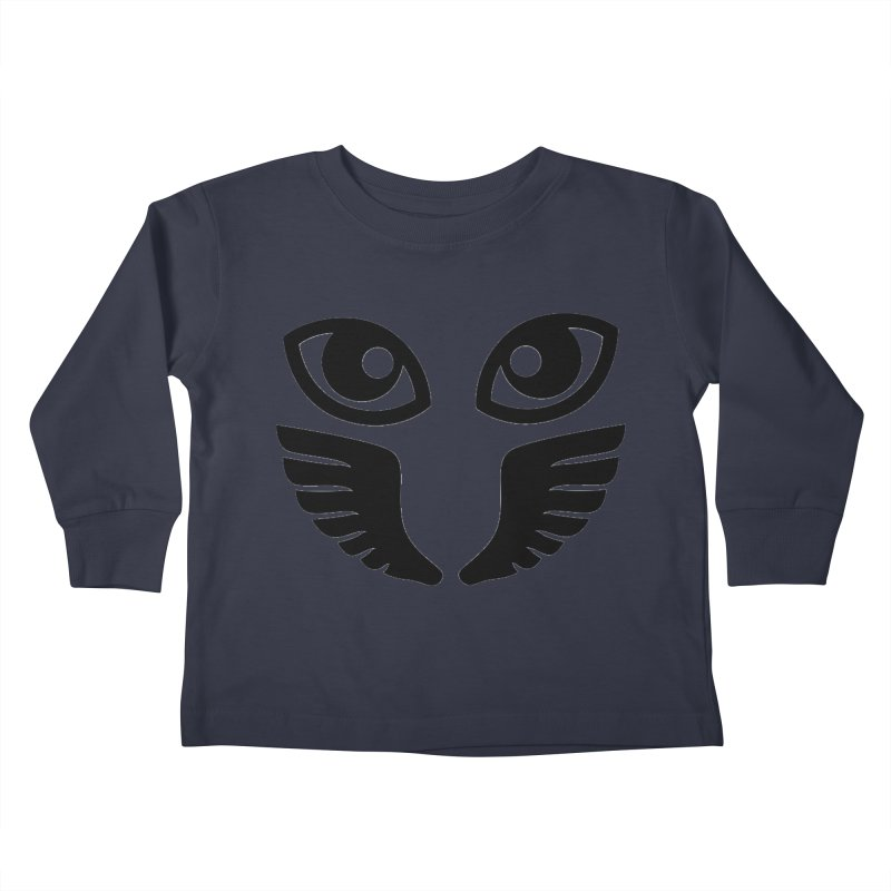 Occhiali - Gerundio Optics  Kids Toddler Longsleeve T-Shirt by Piccolo Cafe