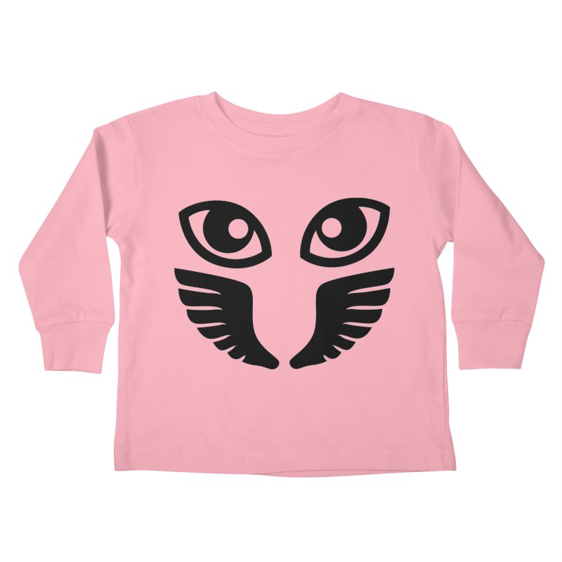 Occhiali - Gerundio Optics  Kids Toddler Longsleeve T-Shirt by Piccolo Cafe