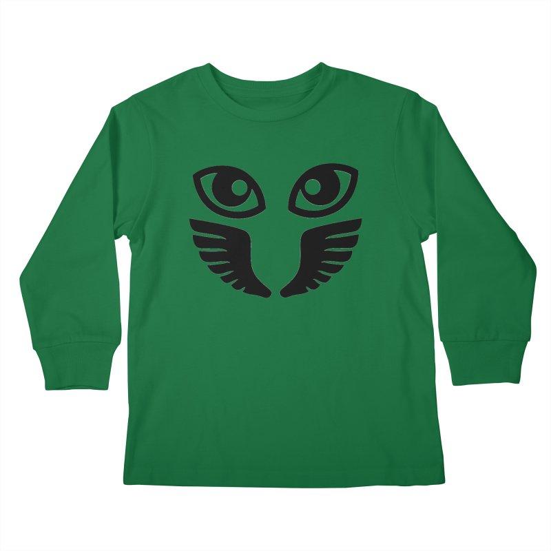 Occhiali - Gerundio Optics  Kids Longsleeve T-Shirt by Piccolo Cafe