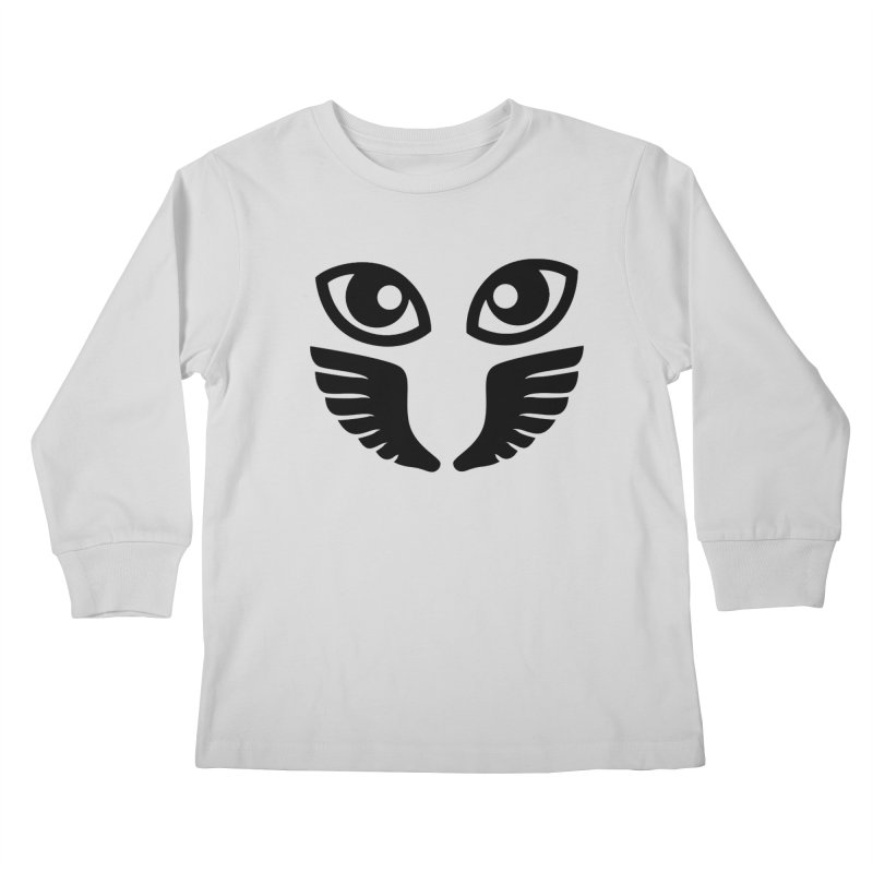 Occhiali - Gerundio Optics  Kids Longsleeve T-Shirt by Piccolo Cafe