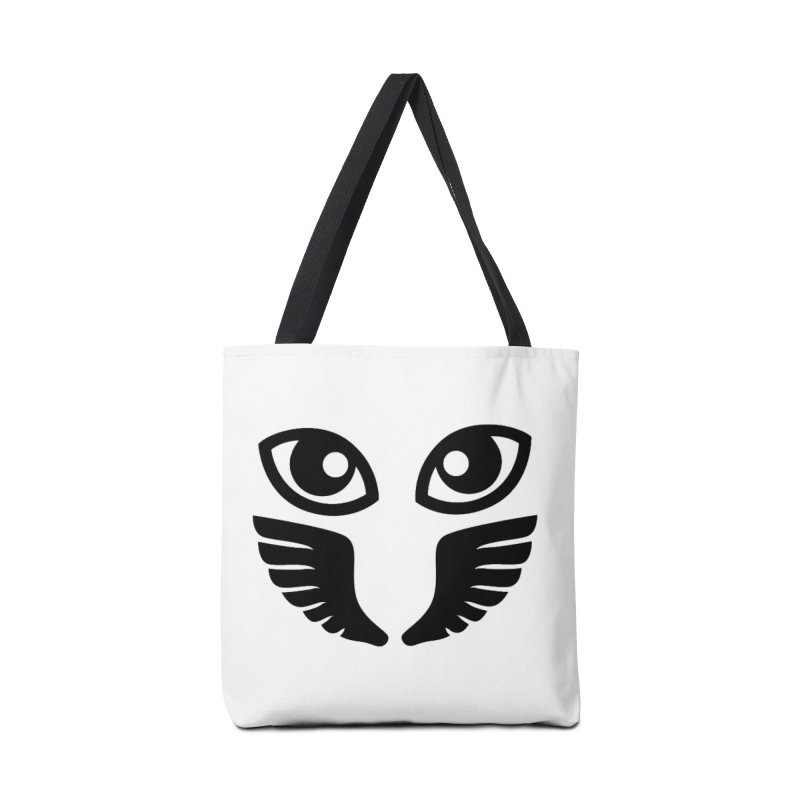 Occhiali - Gerundio Optics  Accessories Tote Bag Bag by Piccolo Cafe