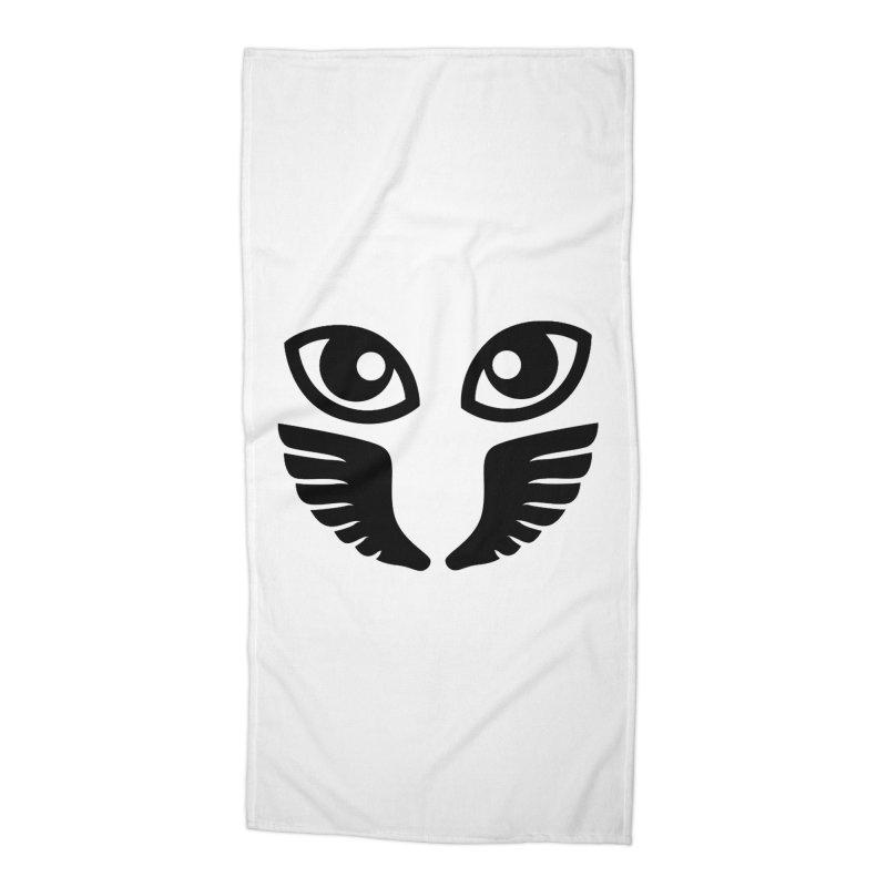 Occhiali - Gerundio Optics  Accessories Beach Towel by Piccolo Cafe