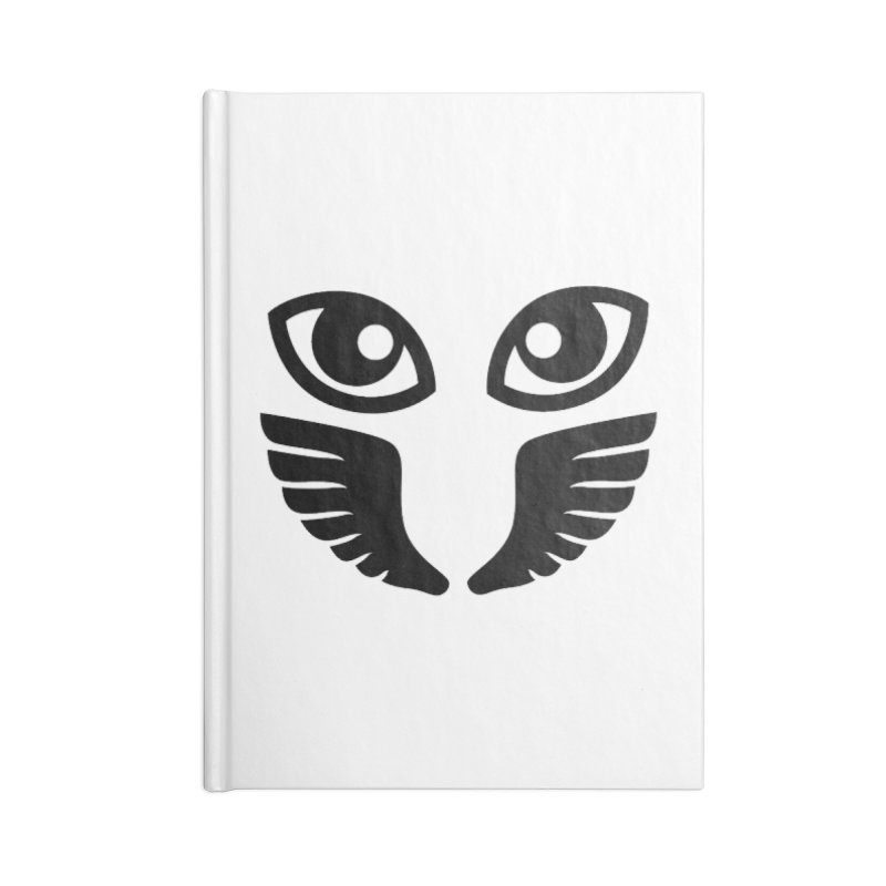 Occhiali - Gerundio Optics  Accessories Lined Journal Notebook by Piccolo Cafe