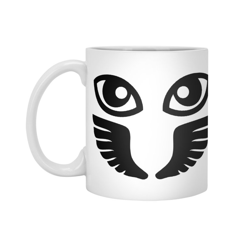 Occhiali - Gerundio Optics  Accessories Mug by Piccolo Cafe