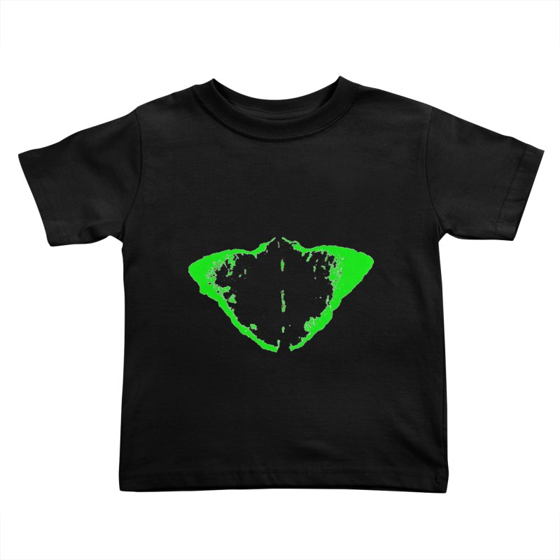 JEAN GREEN MANTHA  Kids Toddler T-Shirt by Piccolo Cafe