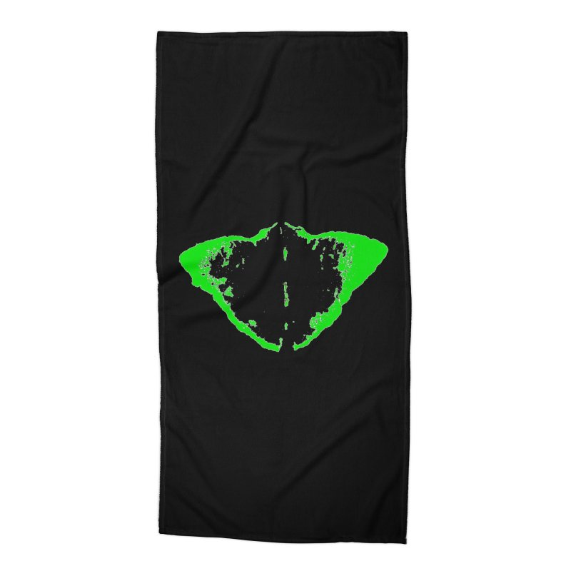 JEAN GREEN MANTHA  Accessories Beach Towel by Piccolo Cafe