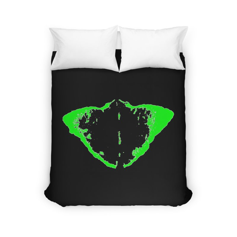 JEAN GREEN MANTHA  Home Duvet by Piccolo Cafe