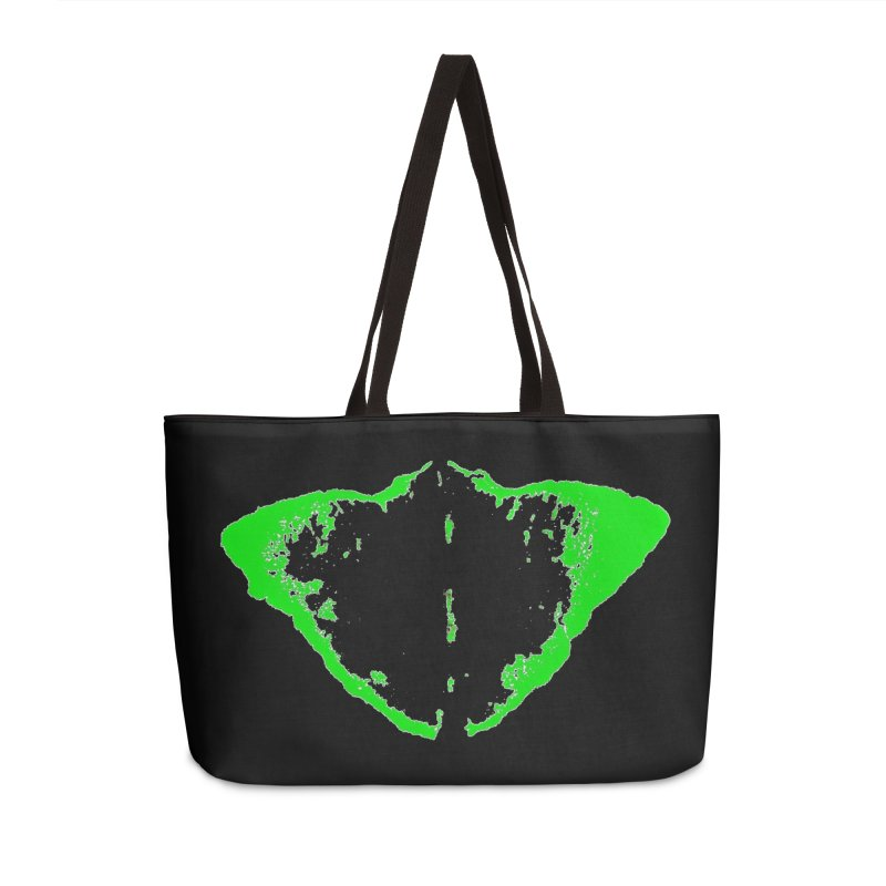 JEAN GREEN MANTHA  Accessories Bag by Piccolo Cafe