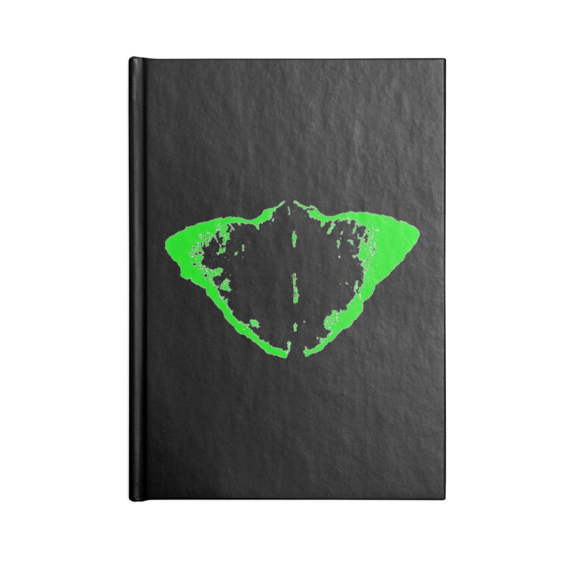 JEAN GREEN MANTHA  Accessories Notebook by Piccolo Cafe