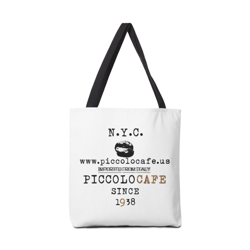 Piccolo Original Accessories Tote Bag Bag by Piccolo Cafe
