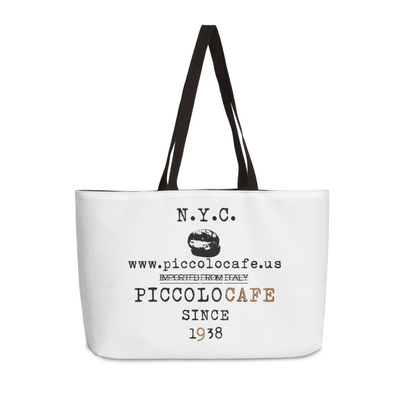 Piccolo Original Accessories Weekender Bag Bag by Piccolo Cafe