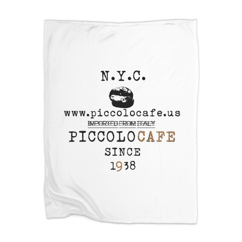 Piccolo Original Home Blanket by Piccolo Cafe