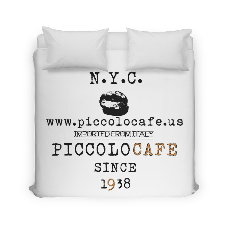 Piccolo Original Home Duvet by Piccolo Cafe