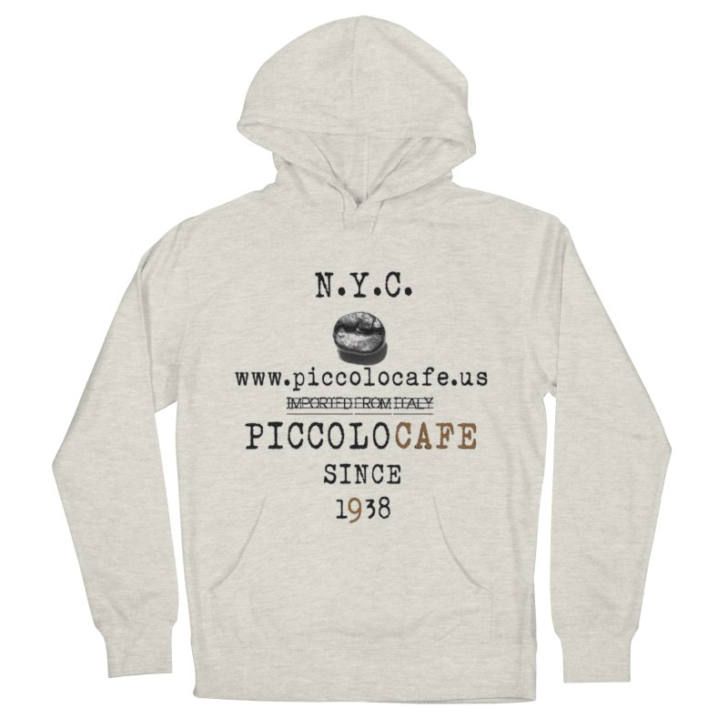 Piccolo  Men's Pullover Hoody by Piccolo Cafe