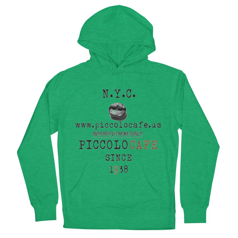 Piccolo  Women's French Terry Pullover Hoody by Piccolo Cafe