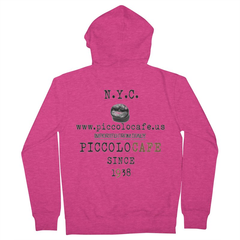 Piccolo  Women's Zip-Up Hoody by Piccolo Cafe