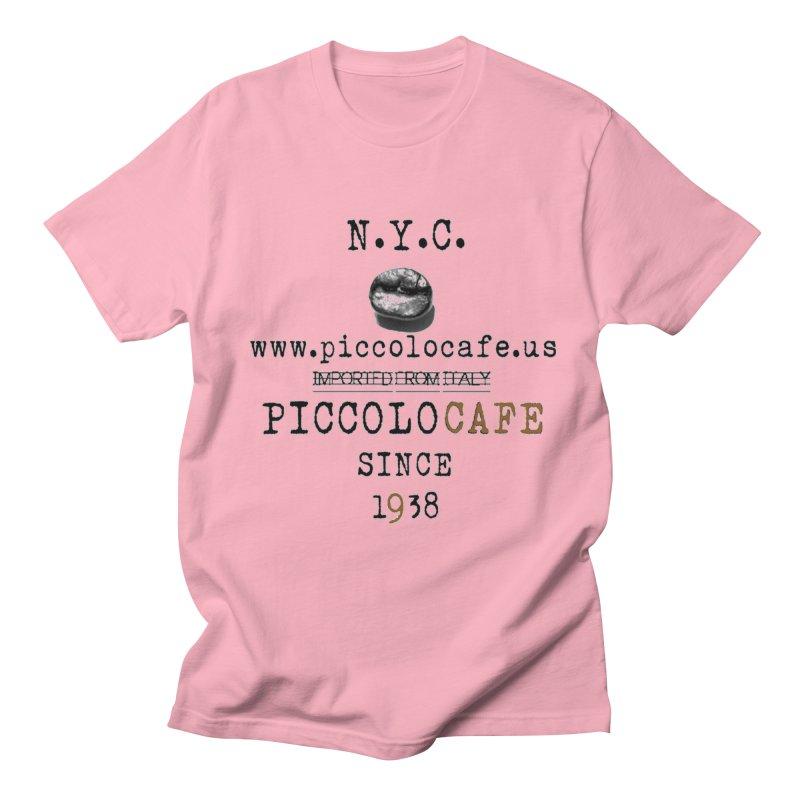 Piccolo  Men's T-Shirt by Piccolo Cafe