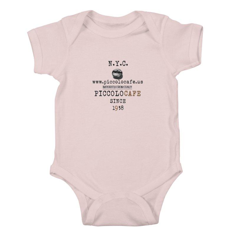 Piccolo  Kids Baby Bodysuit by Piccolo Cafe