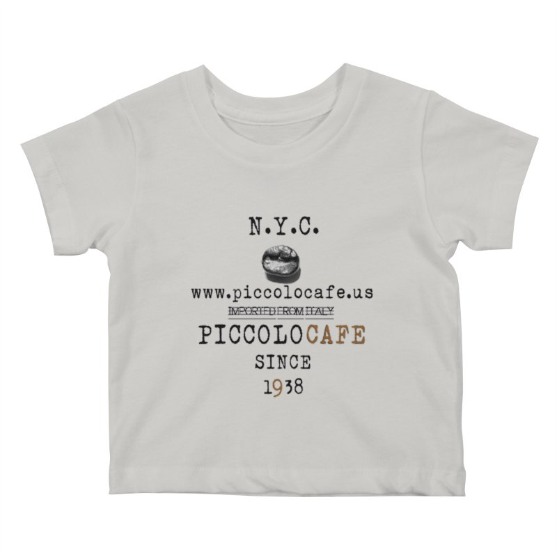 Piccolo  Kids Baby T-Shirt by Piccolo Cafe