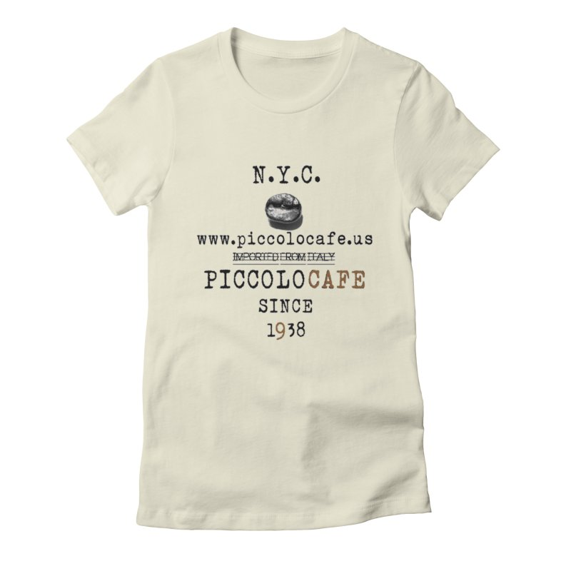 Piccolo  Women's T-Shirt by Piccolo Cafe