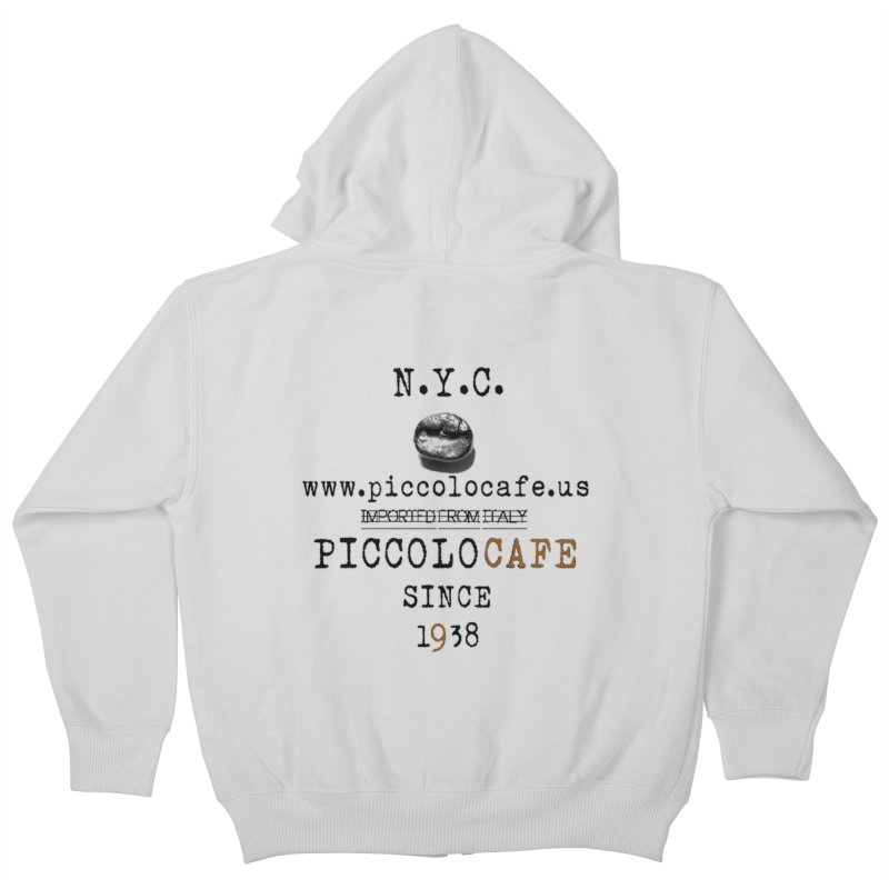 Piccolo  Kids Zip-Up Hoody by Piccolo Cafe
