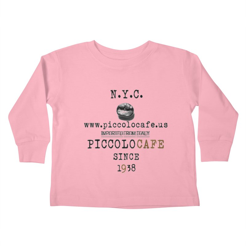 Piccolo  Kids Toddler Longsleeve T-Shirt by Piccolo Cafe
