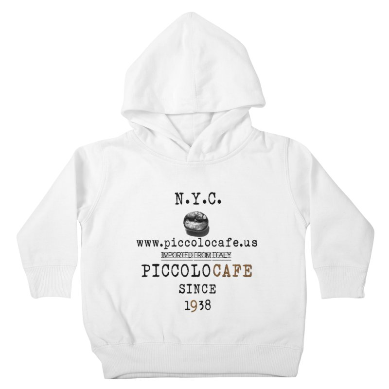 Piccolo  Kids Toddler Pullover Hoody by Piccolo Cafe