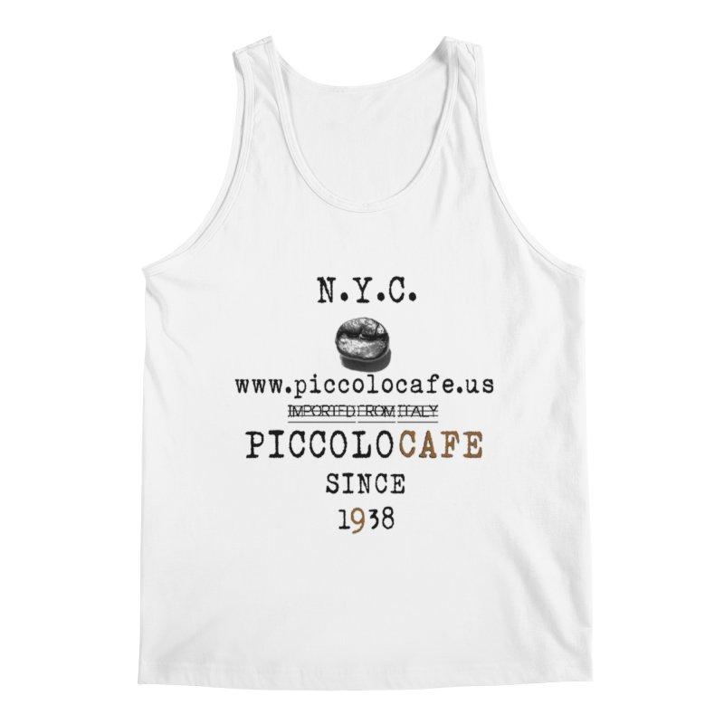 Piccolo  Men's Regular Tank by Piccolo Cafe