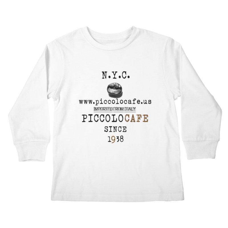 Piccolo  Kids Longsleeve T-Shirt by Piccolo Cafe