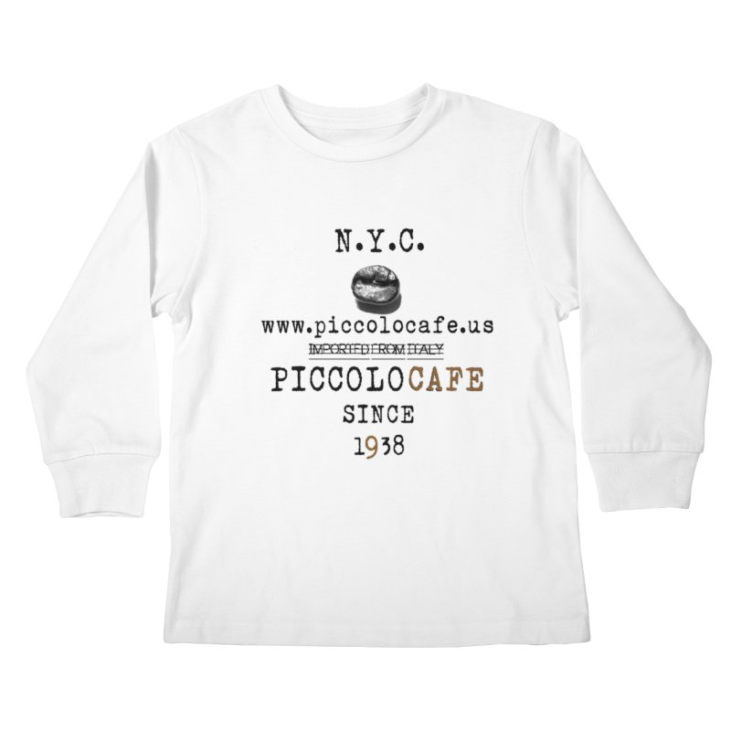 Piccolo  Kids Longsleeve T-Shirt by Piccolo Cafe