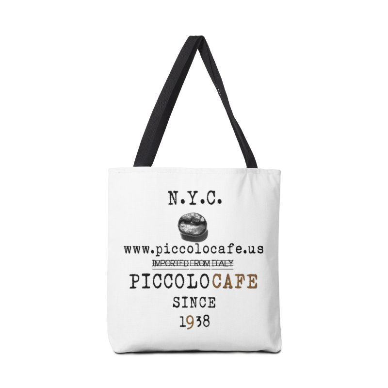 Piccolo  Accessories Tote Bag Bag by Piccolo Cafe