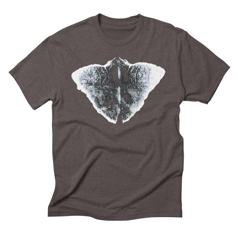 Mantha Men's Triblend T-Shirt by Piccolo Cafe