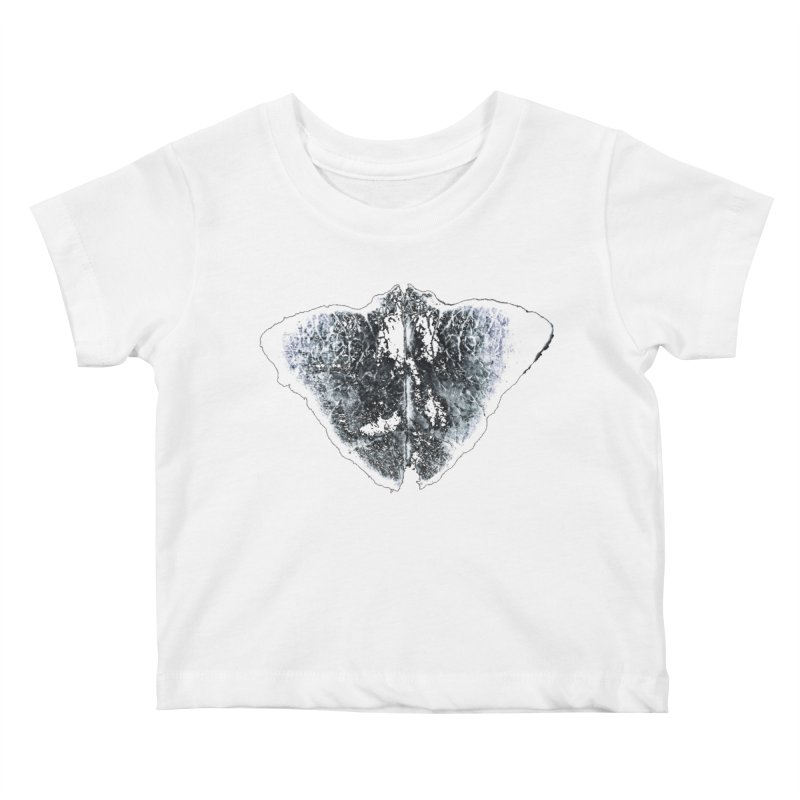 Mantha Kids Baby T-Shirt by Piccolo Cafe