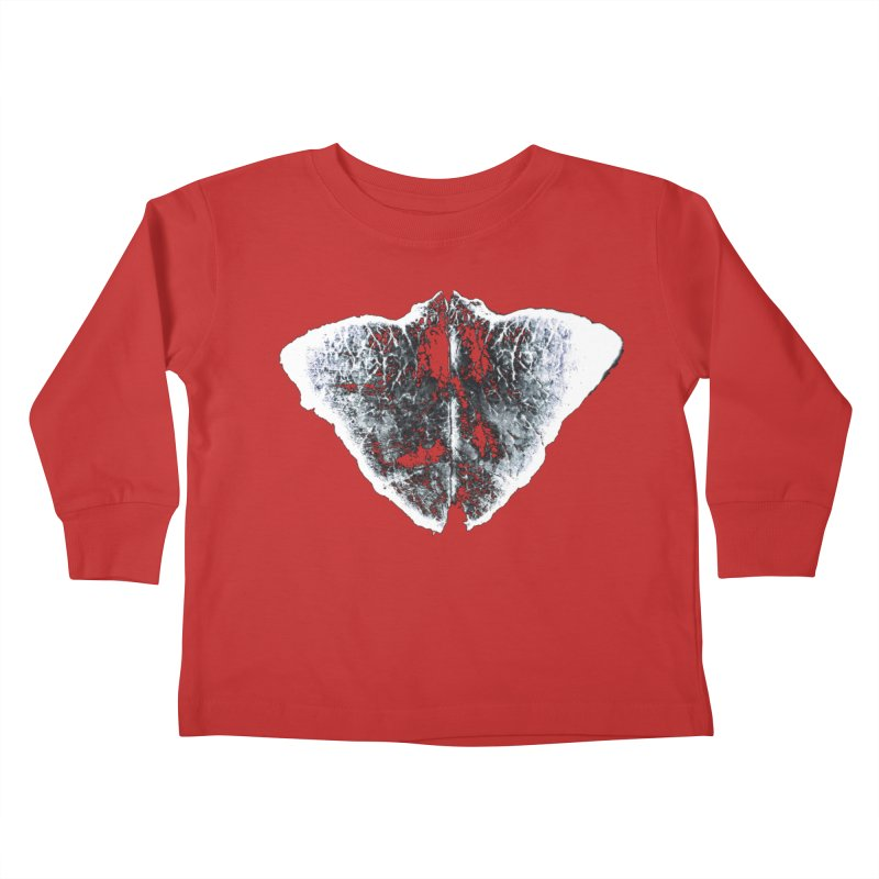 Mantha Kids Toddler Longsleeve T-Shirt by Piccolo Cafe